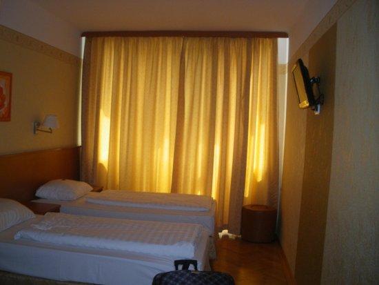 Medosz Hotel: номер