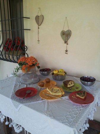 Agrimargherita: Torte dello chef