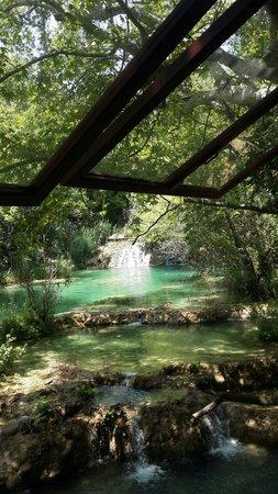 Kursunlu Waterfalls : Kulsunlu Waterfalls