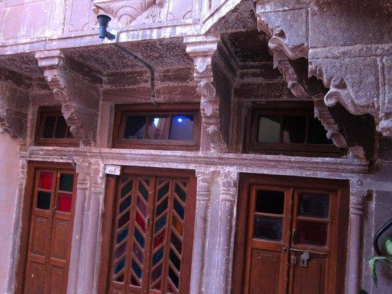 Shahi Guest House: Decoration