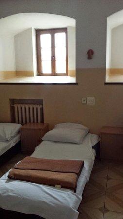 """Hotel Wysoka Brama: Так выглядит """"келья""""."""