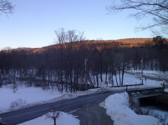 Inn at Water's Edge: Out our room window