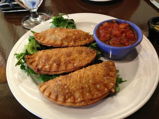 Empanadas de Carne @ Oya Cuban Cafe, Malden, MA