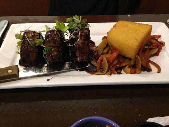 Cordero al Bohio (Lamb) @ Oya Cuban Cafe, Malden, MA