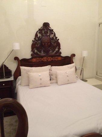 Ca La Maria: bed