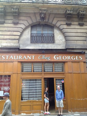 Chez Georges : Unassuming, but wonderful