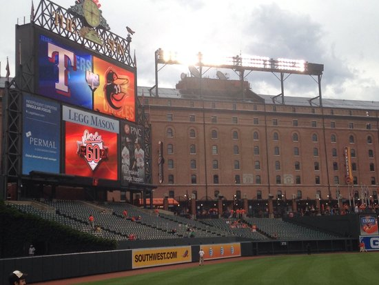 Oriole Park at Camden Yards : July 3rd