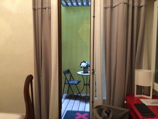 Ca La Maria: room