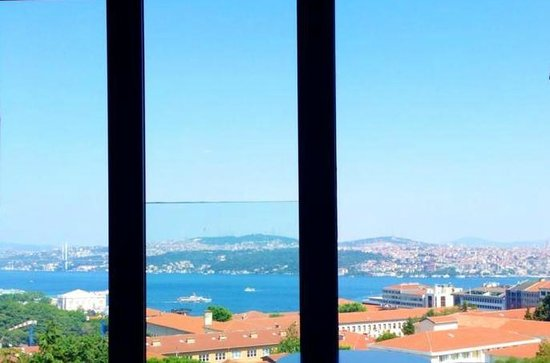 Gezi Hotel Bosphorus: View