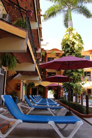 Hotel & Suites Mar Y Sol Las Palmas: Lounge Chairs