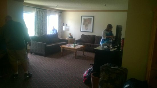 The Edgewater, A Noble House Hotel: Spacious family room