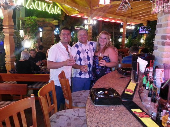 Mandarin Bar and Diner: Friend for life
