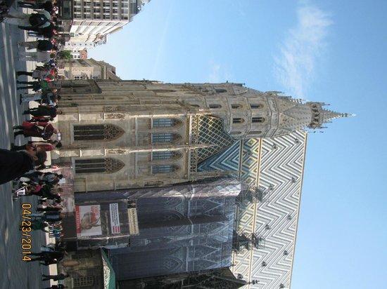 Karlskirche: vista da Igreja