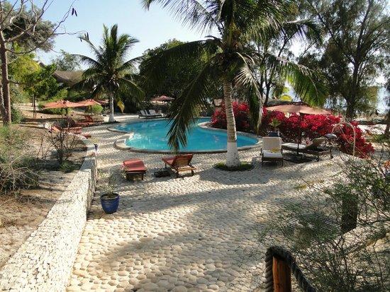Les Dunes d'Ifaty: Piscina del hotel