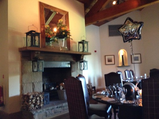 North Lakes Hotel & Spa: Beautiful resturant