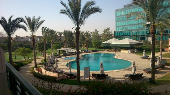 Novotel Cairo 6th Of October: La piscine