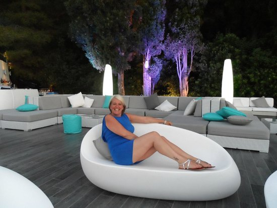 Hotel Croatia Cavtat: The spinnaka lounge at the hotel
