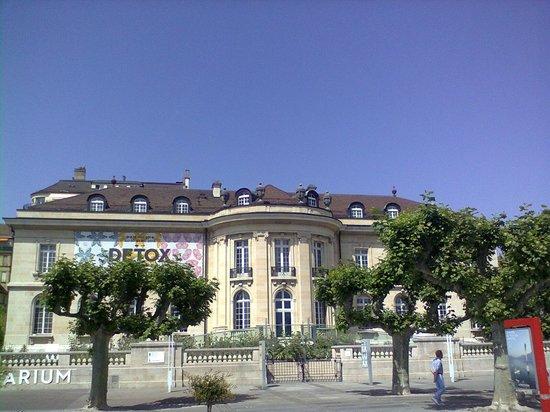 Museum der Ernährung: Musée de l'alimentation.