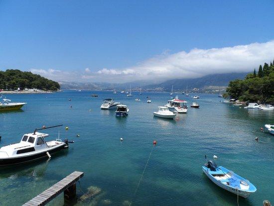 Hotel Croatia Cavtat : The harbour