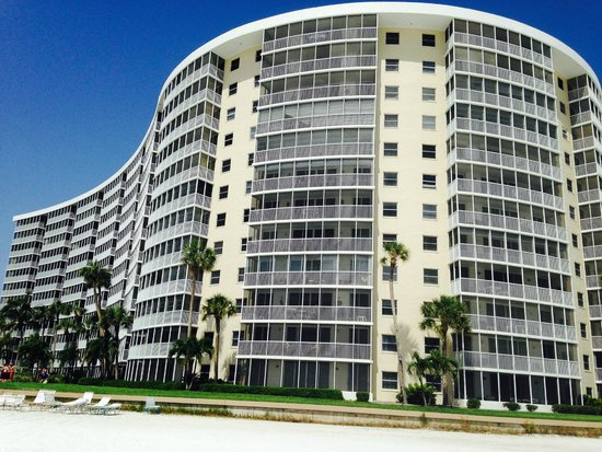 Crystal Sands : From the beach view