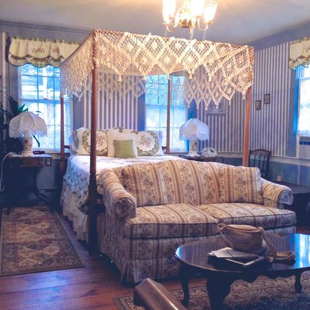 Chester House Inn: Lovely, inviting