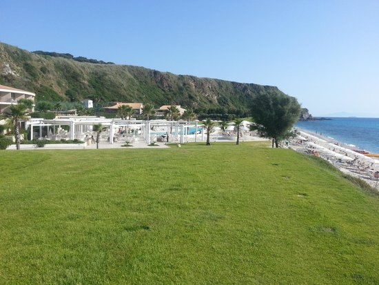 Capovaticano Resort Thalasso&Spa - MGallery by Sofitel : VISTA PISCINA