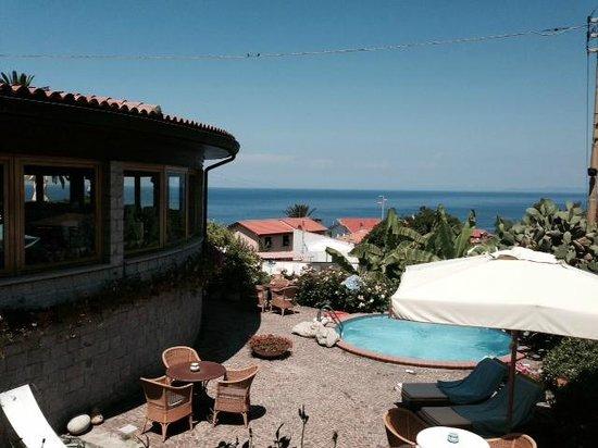 Hotel Gallo Nero : View from Hotel