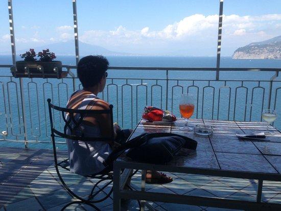 Settimo Cielo : Balcony View