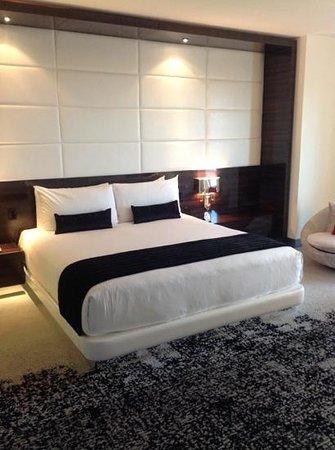 Palms Casino Resort : comfy bed