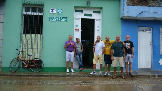Hostal Casa di  Elio Ramos: davanti all'entrata