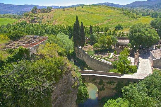 El Tajo: roman bridge
