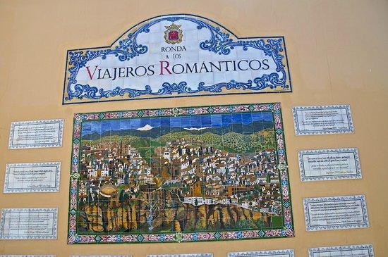 El Tajo: the layout of Ronda