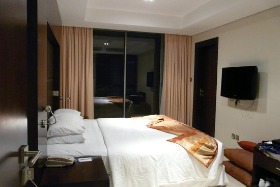 Grand Midwest Hotel Apartments : Bedroom