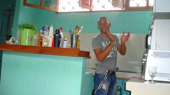 Hostal Casa di  Elio Ramos: Ramos! sempre allegro