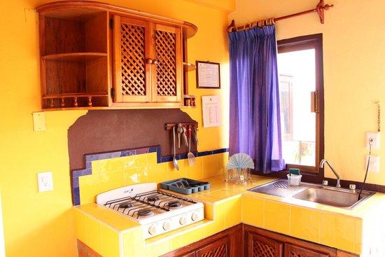 Hotel & Suites Mar Y Sol Las Palmas: Kitchenette