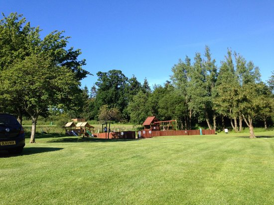 Mortonhall Caravan and Camping Park: The play Park