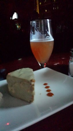 Gahan House Pub Brewery : Carrot cake is to die for