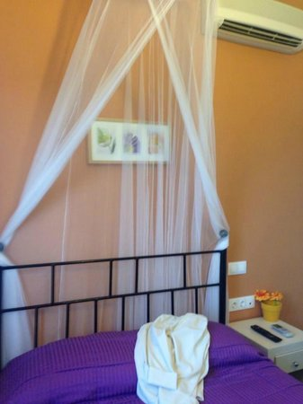 Afrodete Hotel: room