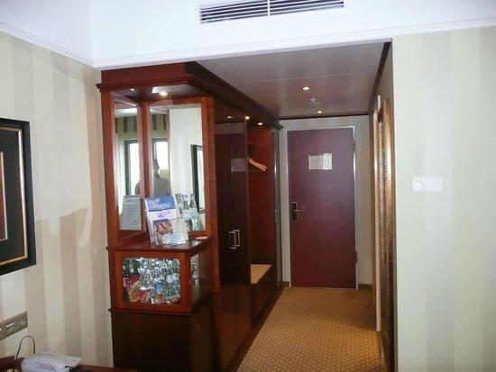 Maritim Hotel Berlin: Entrée
