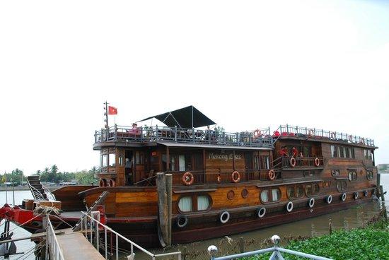Mekong Eyes Cruise - Mekong One Day Tour: Mekong Eyes Boat