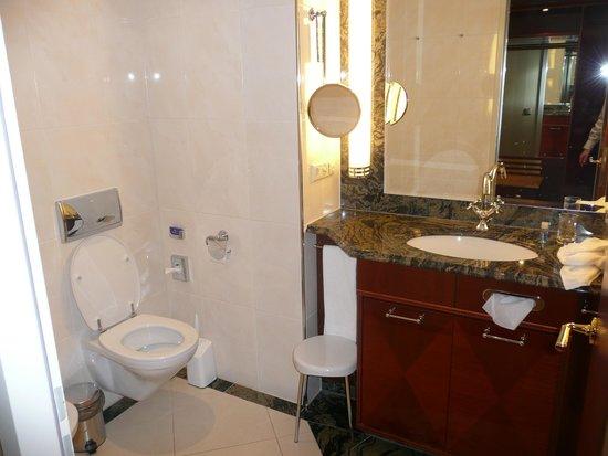 Maritim Hotel Berlin: Salle de bain