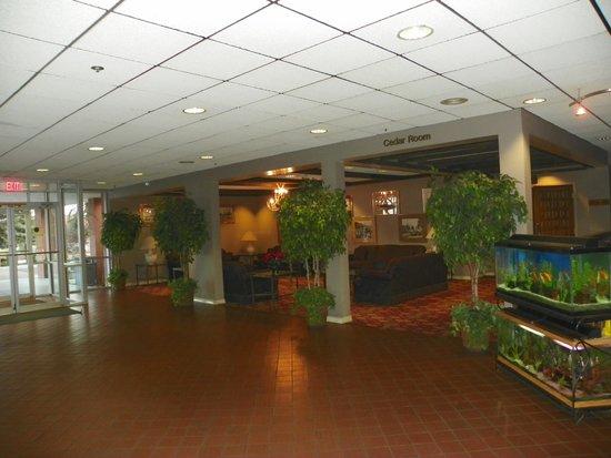 Days Inn Flagstaff - West Route 66: in the Lobby at Days Inn