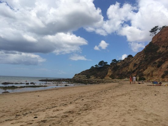 PortoBay Falesia: Beach