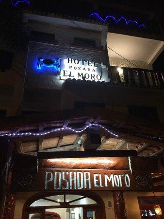 Hotel el Moro : Entrance