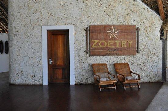 Zoetry Agua Punta Cana: Lobby