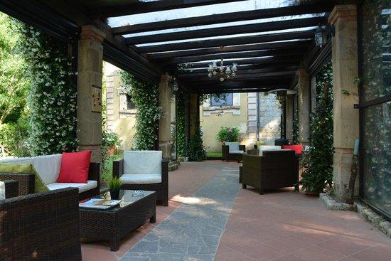 Hotel Relais Valle Orientina: Ingresso terme