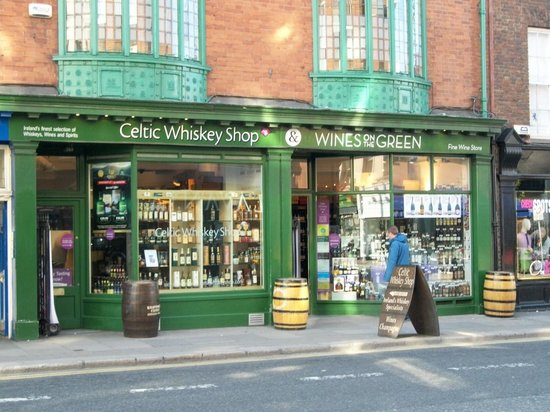 ‪Celtic Whiskey Shop‬
