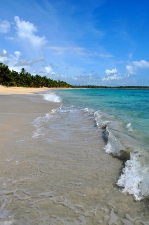 Zoetry Agua Punta Cana: Beautiful beach!
