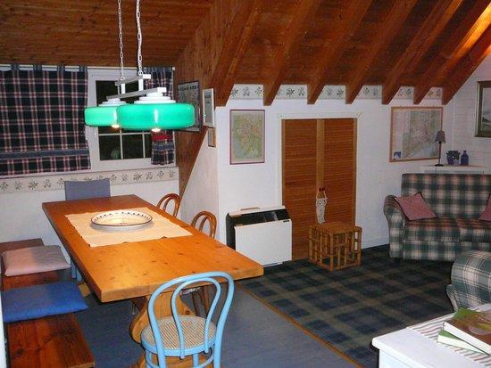 The Cottage B&B : salotto