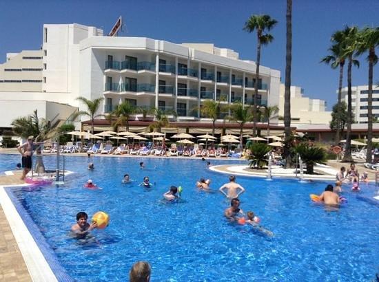 Hipotels Cala Millor Park: pool